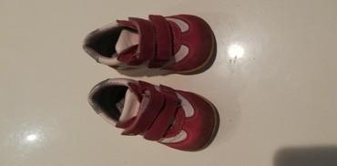 Dečije Cipele i Čizme - Jagodina: Ciciban prve patike cipele br 18. U odlicnom stanju potpyno ocuvane