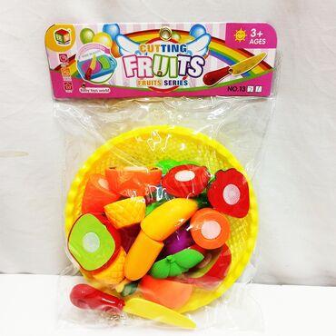 ролики детские размер 29 32 в Кыргызстан: Детские овощи фрукты и ягоды в корзинке!! Все на липучках, их можно