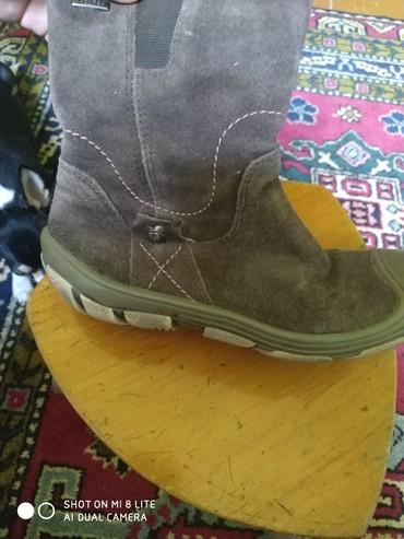 замшевая туфля в Кыргызстан: Замшевые сапоги 30 размера