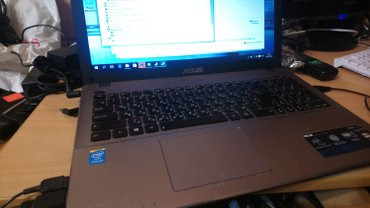 "Продам ноутбук ASUS DCore 4Gb 500Gb GeForce 720M+Intel 4000 15,6"" в Бишкек"