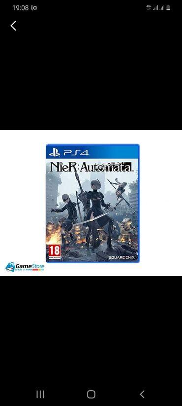 NieR Automata — компьютерная игра в жанре Action/RPG, разработанная
