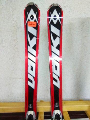 бу лыжи в Кыргызстан: Продаю лыжи бу в отличном состоянии из Европы прямая поставка новое