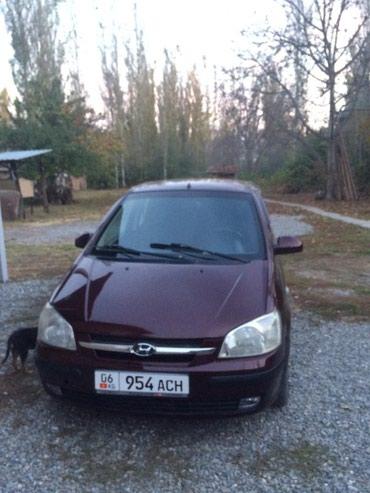 Продаю Hyundai GETZ 1.4л. на механике. 2004 в Джалал-Абад