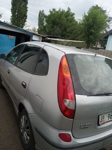 avtomobil-nissan-march в Кыргызстан: Nissan Tino 1.8 л. 2003 | 2600 км