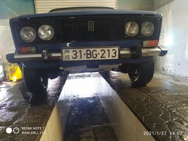 avtomobil mübadiləsi - Azərbaycan: VAZ (LADA) 2106 1.5 l. 1985   558888 km