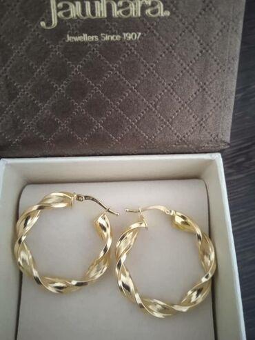 ксерокс купить в Кыргызстан: Золотые серьги Новый!  Золото 750 пробы 3.23гр Куплено в Дубае