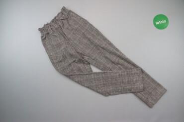 Дитячі штани в клітинку, вік 11 р.   Довжина: 83 см Довжина кроку: 58