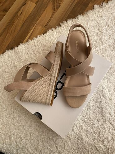 ALDO nove sandale 37,5 brojPogledajte i ostale moje oglaseSaljem