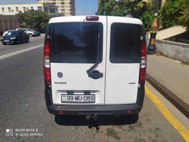Fiat - Azərbaycan: Fiat Doblo 1.3 l. 2009 | 310567 km