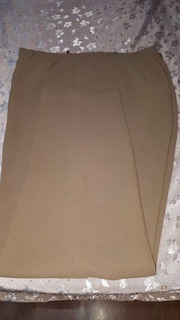 Zenske pantalone broj 54 za punije dame - Belgrade
