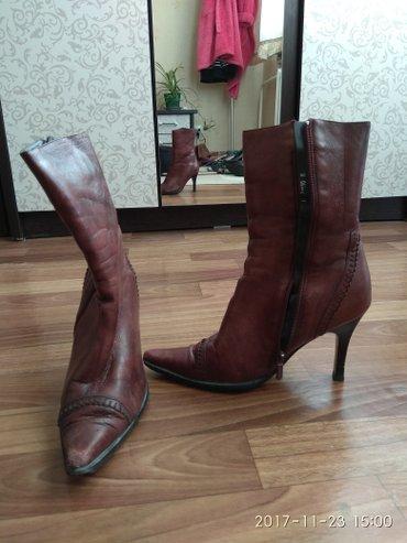 Женские сапожки, туфли. размер 37. всё в Бишкек