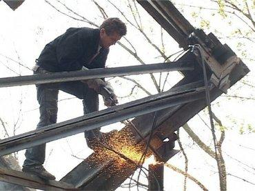 ищу работу строителная работа  демонтаж  и другой в Бишкек
