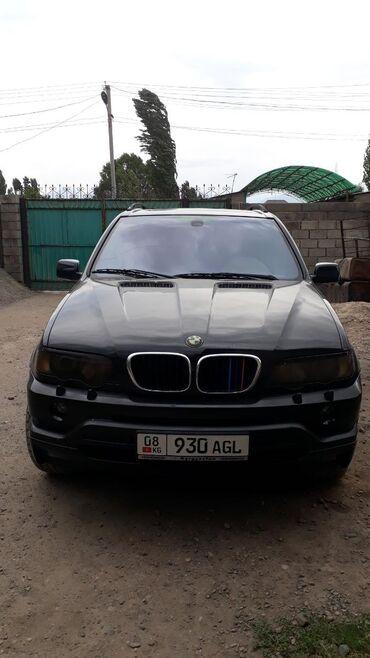 BMW X5 4.6 л. 2003