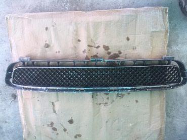 Решетки на бампер от Тайоты Камбри 40 состояние отличное в Novopokrovka
