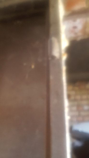 железные двери бишкек в Кыргызстан: Продаю железную дверь б/у турецкой фирмы