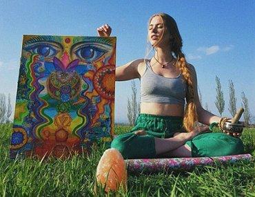 Йога самопознания вт чт сб в 18,30-20,00 с Вероникой Лаврентьевой в Бишкек