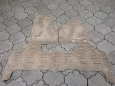 Продаю коврики на TLC - 200 бежевого цвета оригинал в Балыкчи