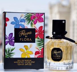 parfum-flora - Azərbaycan: Flora By Gucci Eau de Parfum Natural Sprey Eau De Parfum for Women