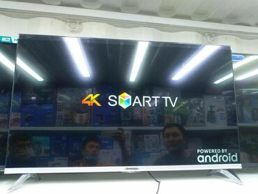 Телевизоры   Самсунг 43 дюм 110 см диогональ  Смарт тв андроид 8  SKYW