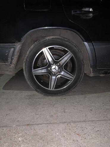 Продаю диски R16 205/55 Mercedes 17000 конкретным покупателям будет ск