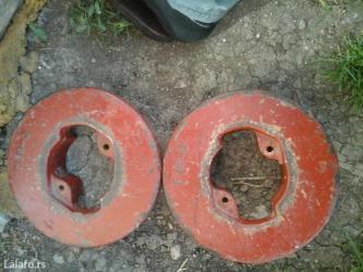 Tegovi za motokultivator honda - Obrenovac