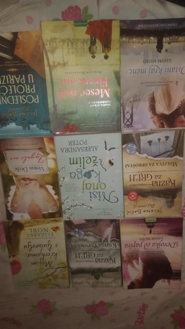 Knjige, časopisi, CD i DVD | Kovacica: Bilo koje 3 za 1000