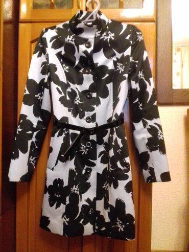 Модный сюртук ,размер 44-46, практически в Бишкек