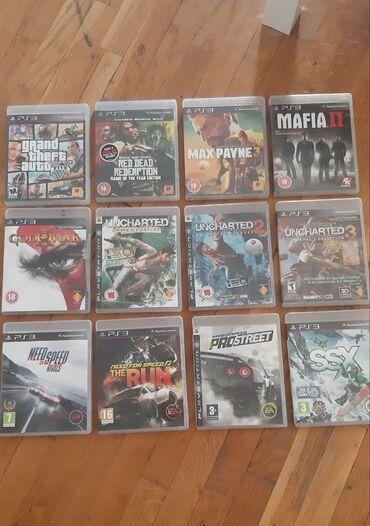 Igrice za ps3 - Srbija: PS3 igrice u odlicnom stanju!!!Za sve informacije javite se na telefon