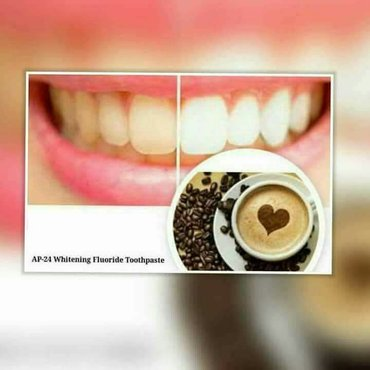 Sjajna pasta za zubekoja izbeljuje zube ona čini čuda. 💫bez - Backa Topola