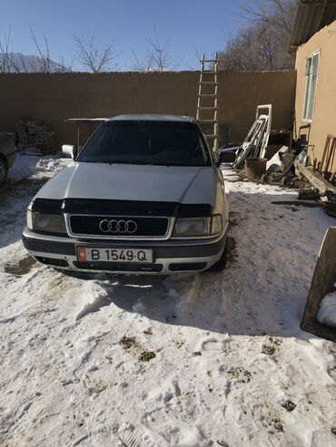 диски аполлоны в Кыргызстан: Audi 80 2 л. 1993 | 180000 км
