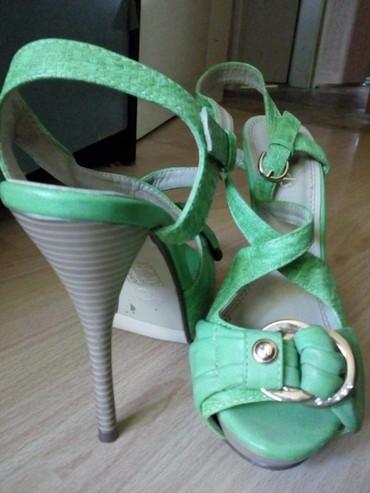 Sandale iz Beča broj 37 kožne - Vrbas
