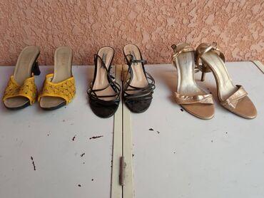 Личные вещи - Кунтуу: Босоножки, сандалии, шлепанцы