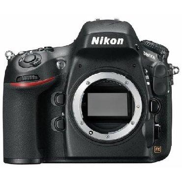 Nikon D800E ideal vəziyyətdə probeg 6k.aparata zemanet de verilir