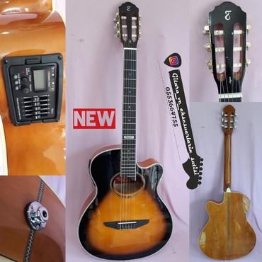 Tagima Veqas- - YENİ, elektro klassik gitara çanta və şnur hədiyyə