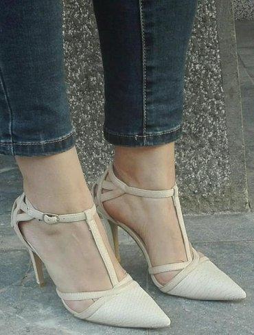 Nove sandale u svim veličinama. Visina potpetice 10cm. - Sokobanja