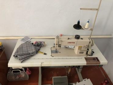 моторы для швейных машин в Кыргызстан: Продается швейная машинка JUITA.  В отличном состоянии. Использовали и
