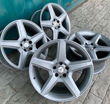 диски r19 в Кыргызстан: Продаю! Оригинальные Диски APOLLON R 19 ///AMG  Mercedes Benz W219  5•