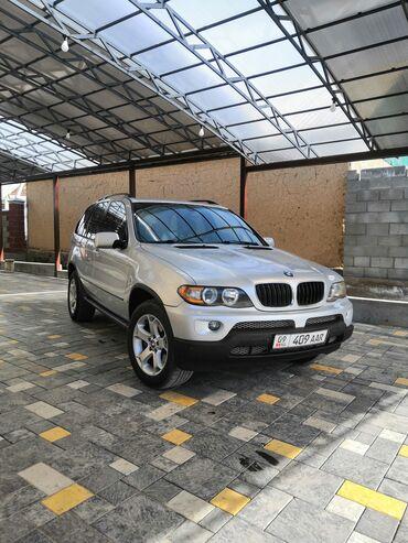 BMW X5 3 л. 2004 | 242000 км