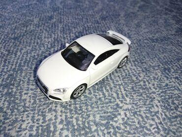 Audi coupe 2 16 - Srbija: Audi TT coupe 1:43 - Metalni automobil  Naziv: Kolekcionarski model -