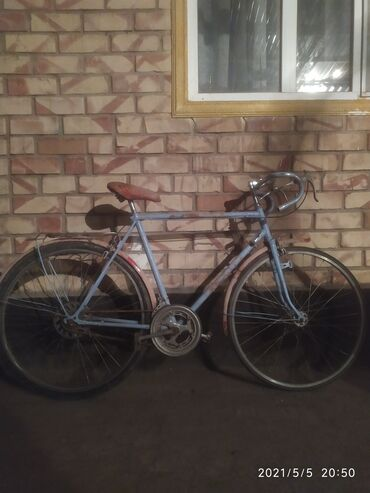 Спорт и хобби - Маловодное: Советские велосипеды в оригинале велики урал. ХВЗ. ШОССЕ