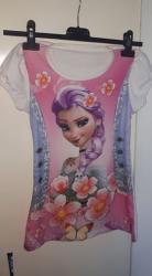 Frozen majica za 10/12 g - Kraljevo