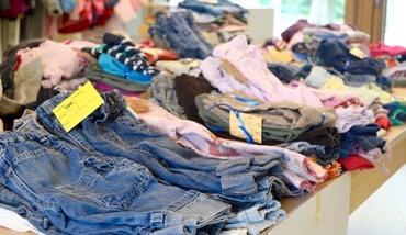 Распродажа бу одежды и обуви по 100 сом в Бишкек
