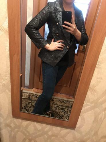 Новый пиджак под Balmain в Бишкек