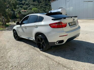 BMW X6 4.4 l. 2009 | 225000 km