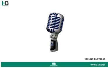 Bakı şəhərində Shure 55 Mikrofon