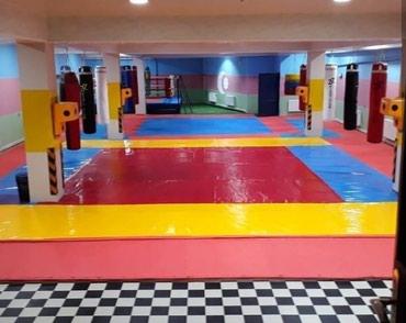 """Bakı şəhərində ️"""" ZZ FIGHT CLUB """" ️Professional - Şekilde MMA meşqleri"""