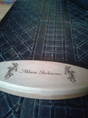 деревянный комод в Азербайджан: Подарочный деревянный футляр с деревянной ручкой.,хорошо на подарок
