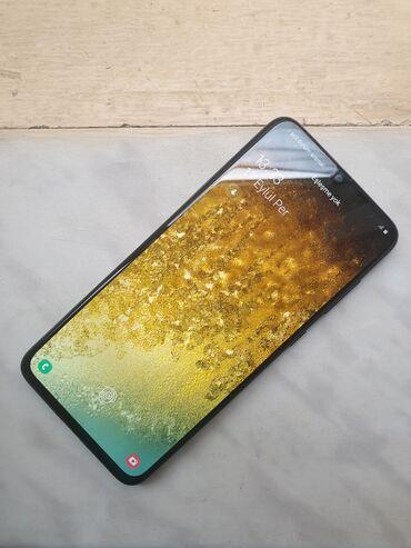 Samsung - Azərbaycan: İşlənmiş Samsung A70 128 GB göy