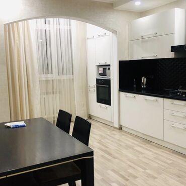 улитка вытяжка в Кыргызстан: Сдается квартира: 3 комнаты, 90 кв. м, Бишкек