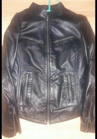 Nova kozna zenska jakna velicina l.(prava koza ) - Ruma